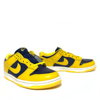 NIKE DUNK LOW REVERSE MICHIGAN