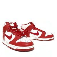NIKE DUNK HIGH LE VARSITY RED