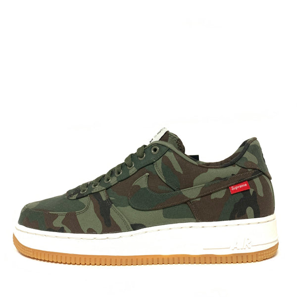 NIKE AIR FORCE 1 LOW PREMIUM 08 NRG SUPREME CAMO
