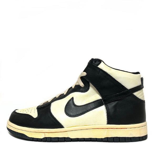 NIKE DUNK HIGH (VNTG) SAIL BLACK