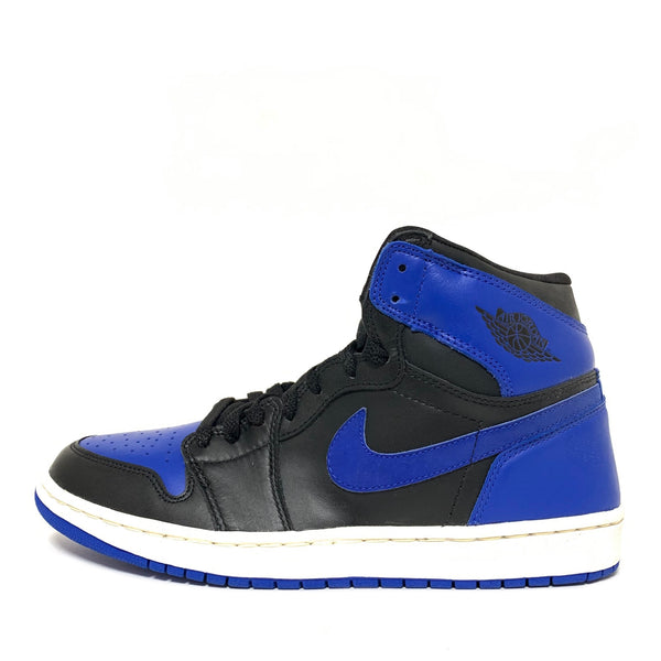 NIKE AIR JORDAN 1 RETRO BLACK ROYAL BLUE