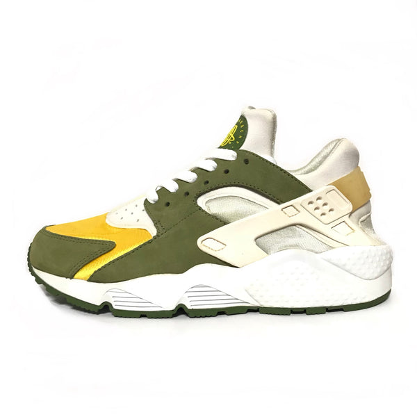 NIKE AIR HUARACHE LE STUSSY MAIZE