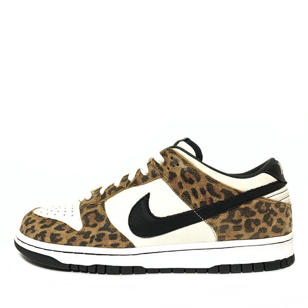 NIKE DUNK LOW PREMIUM LEOPARD SAFARI