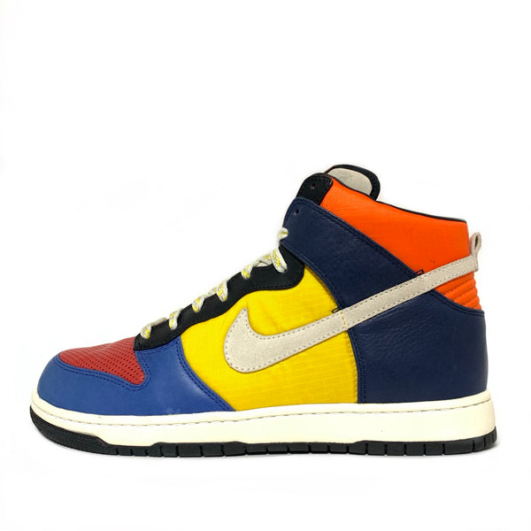 premium selection 35630 ee13d NIKE DUNK HIGH SUPREME BE TRUE TO YOUR SCHOOL