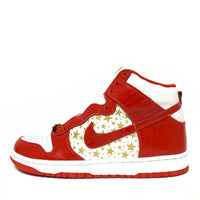 NIKE DUNK HIGH PRO SB SUPREME VARSITY RED