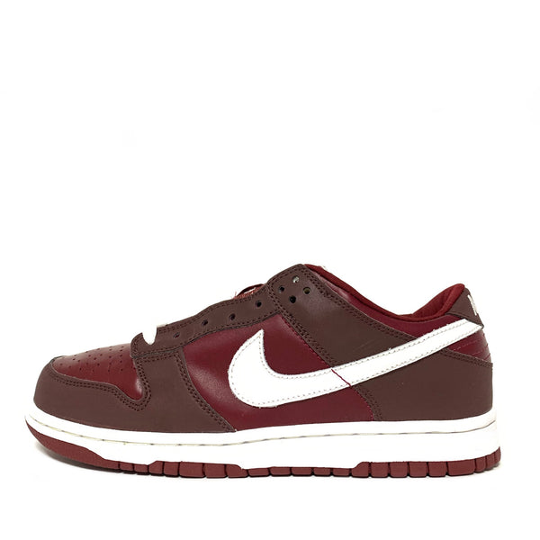 NIKE DUNK LOW PRO 3M TEAM RED