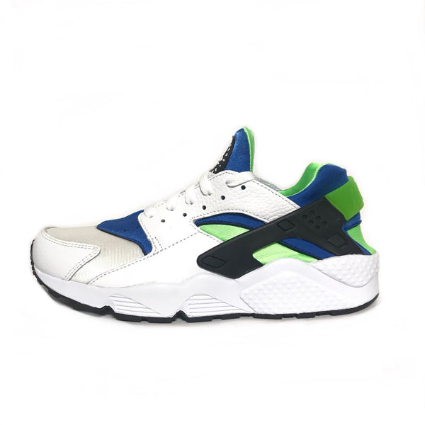 quality design e79ee e4cad NIKE AIR HUARACHE SCREAM GREEN