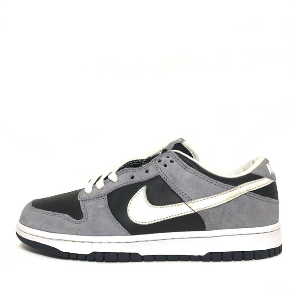 NIKE DUNK LOW BLACK STEALTH