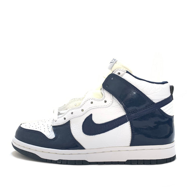 NIKE DUNK HIGH MIDNIGHT NAVY