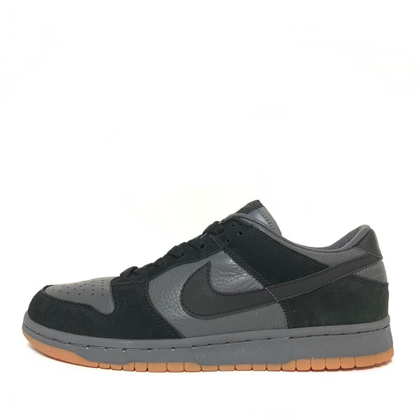 NIKE DUNK LOW PRO BLACK GRAPHITE GUM