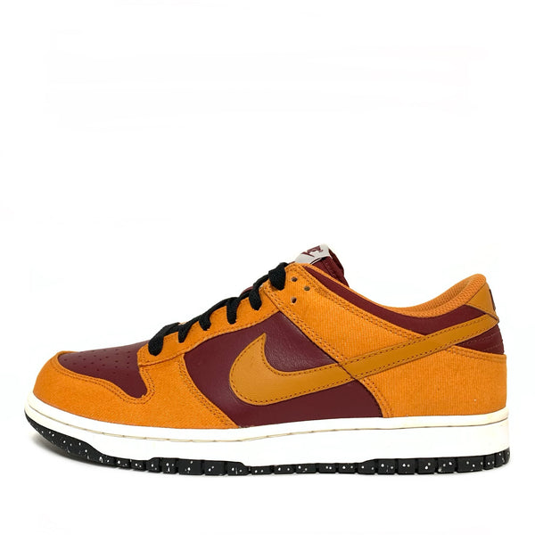 NIKE WMNS DUNK LOW CL CARROT DENIM