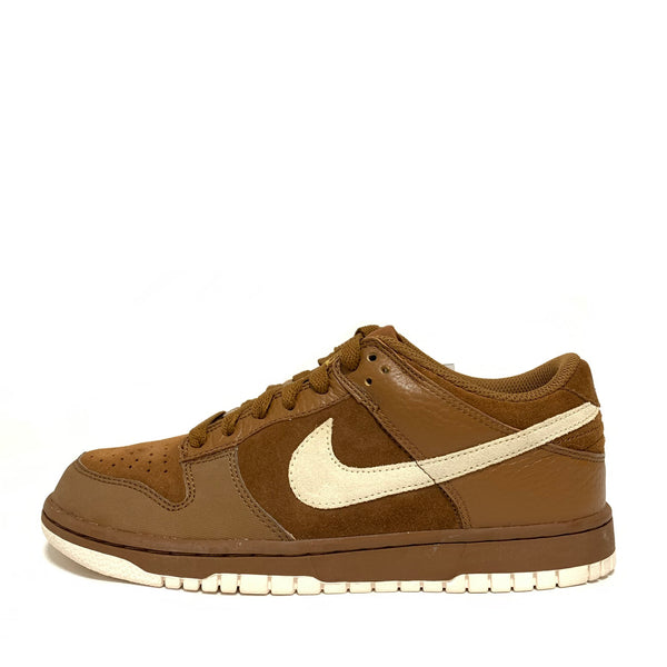 NIKE DUNK LOW CL BRITISH TAN