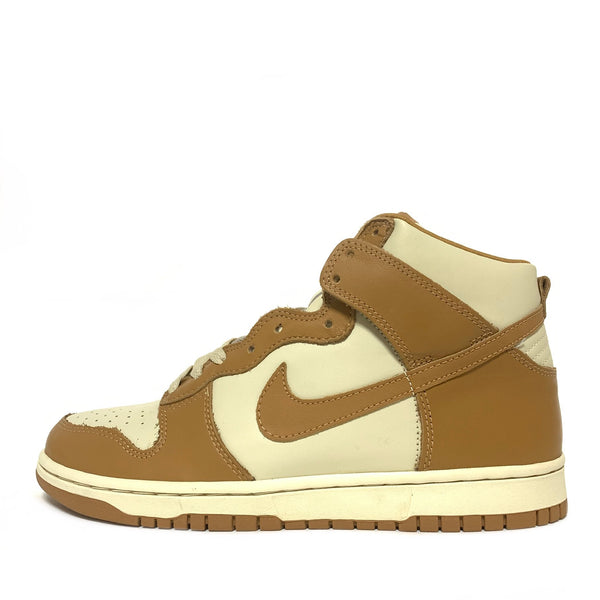 NIKE WMNS DUNK HIGH ROPE MAPLE
