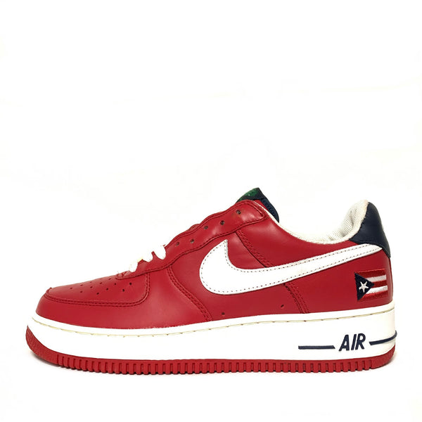 NIKE AIR FORCE 1 PUERTO RICO 4