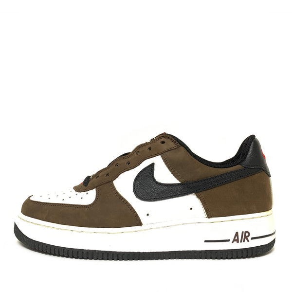 NIKE AIR FORCE 1 LOW JD SORTS BISON