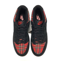 NIKE DUNK LOW PREMIUM HOT RED CHECK