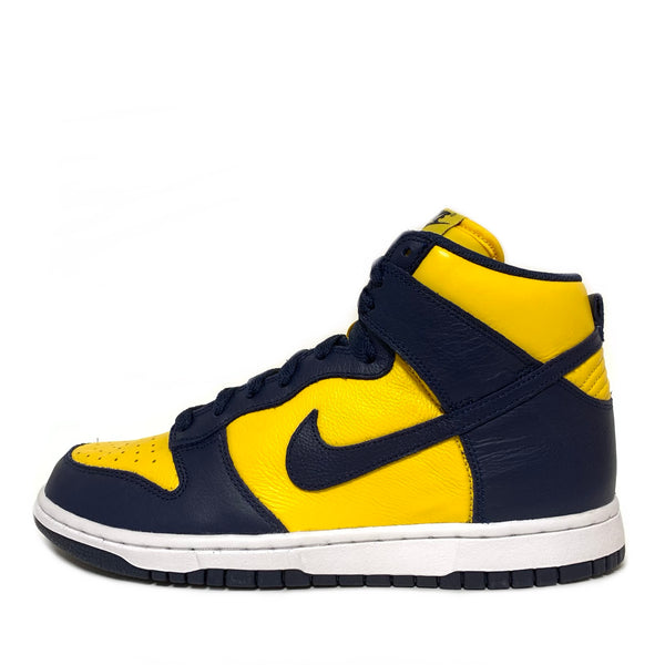 NIKE DUNK HIGH RETRO QS MICHIGAN