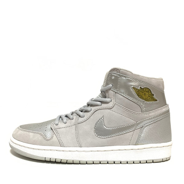 NIKE AIR JORDAN 1 (2001 ADDITION) METALLIC SILVER