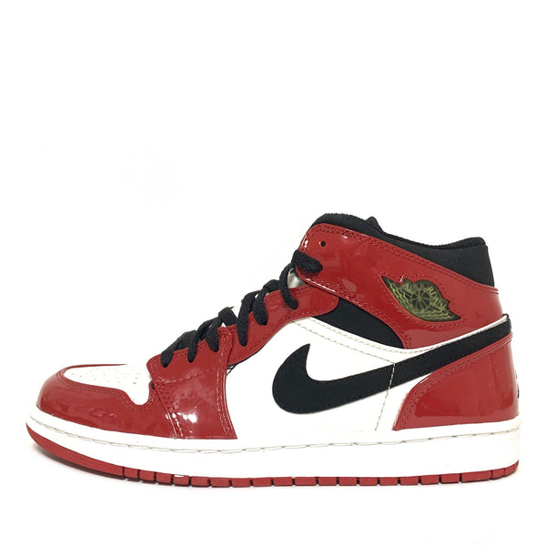 NIKE AIR JORDAN 1 RETRO PATENT CHICAGO
