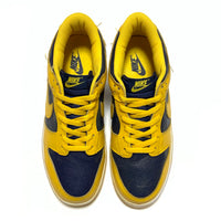NIKE DUNK LOW VNTG REVERSE MICHIGAN