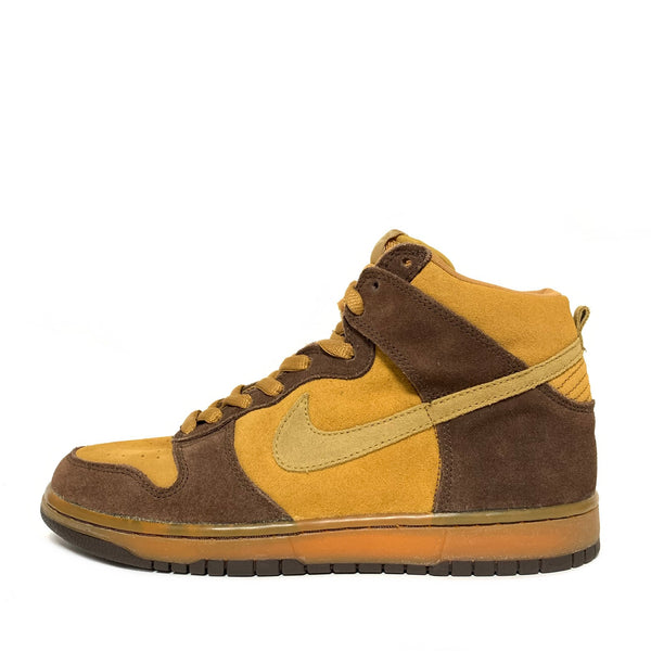 NIKE DUNK HIGH PRO SB BROWN PACK