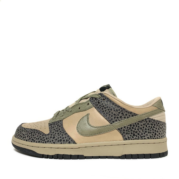 NIKE WMNS DUNK LOW PREMIUM SAFARI