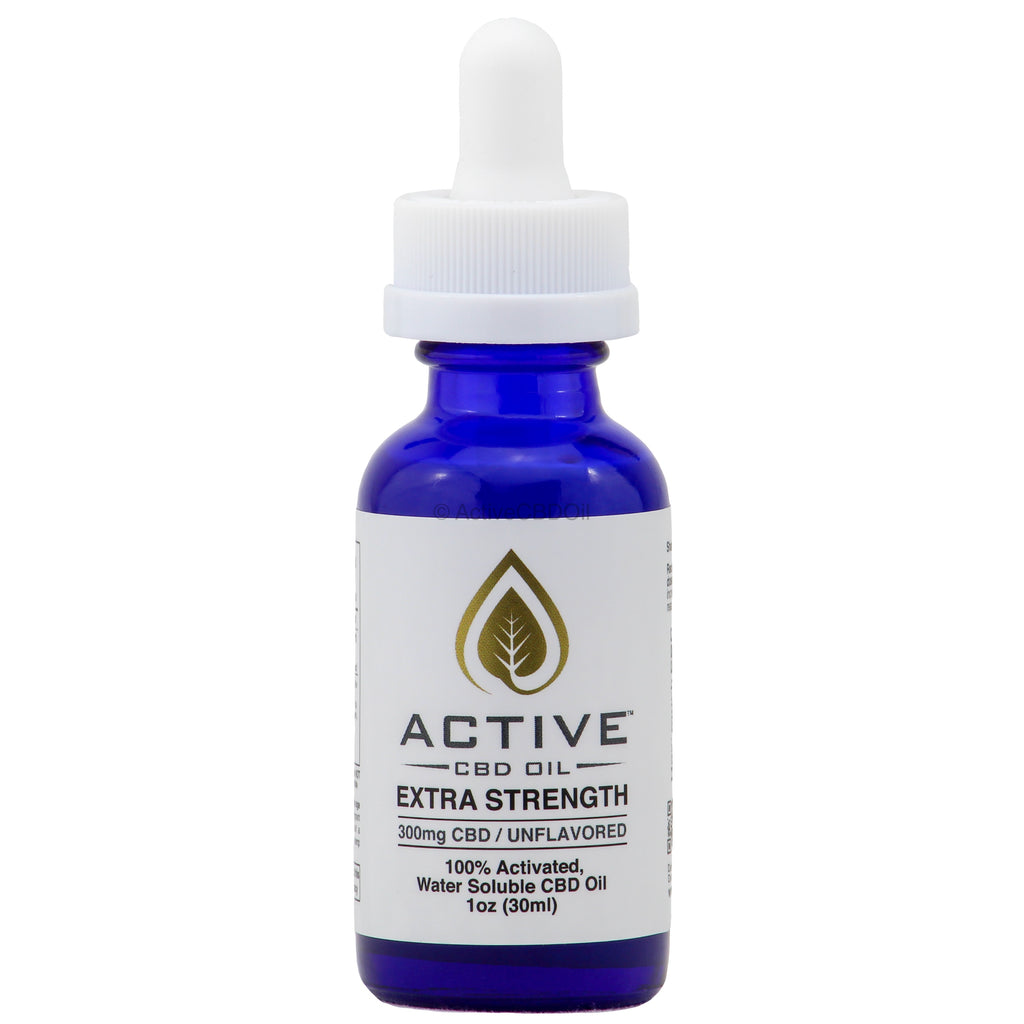 Water Soluble CBD Tincture 300mg