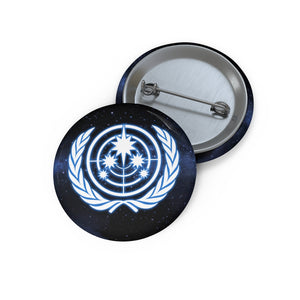 United Nations Space Administration Button