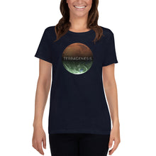 Load image into Gallery viewer, TerraGenesis Mars Tee (Women's)