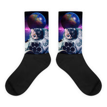 Load image into Gallery viewer, Cat-Stronaut Socks