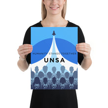 Load image into Gallery viewer, UNSA Recruitment Poster