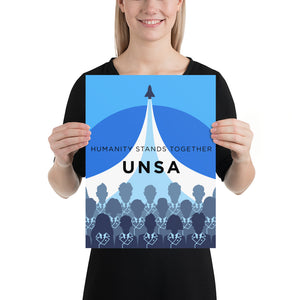 UNSA Recruitment Poster