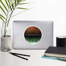 Load image into Gallery viewer, TerraGenesis Mars Sticker