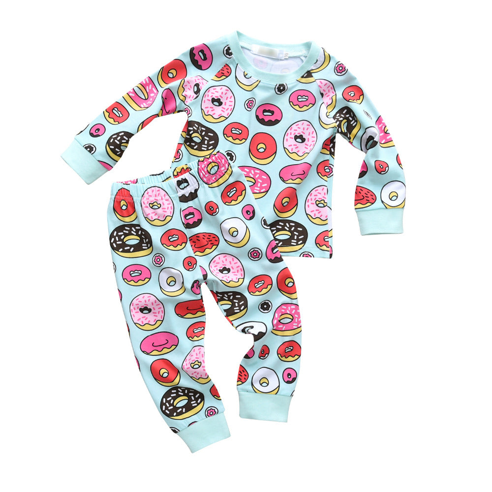 Donut Kid/'s T-Shirt Children Boys Girls Unisex Top