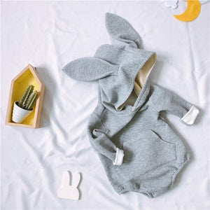7bf727b5caab9 Baby Rabbit Stereoscopic Shape Of Children's Conjoined Clothes Baby ...