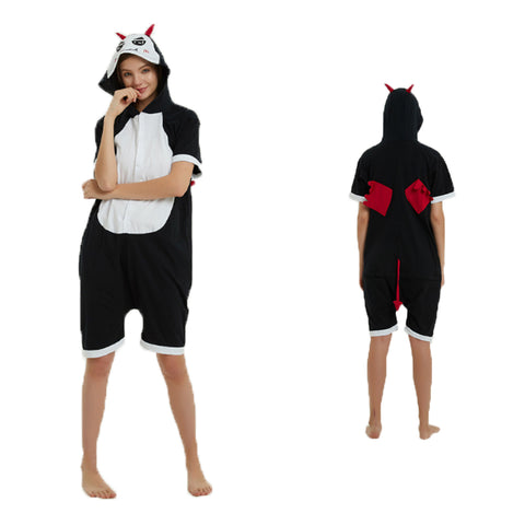 Summer Animal Pajamas Devil Cosplay Costume CMD051