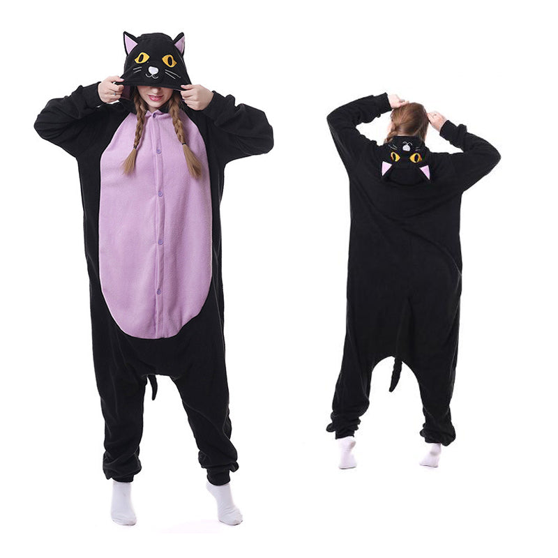 Animal Pajamas Cat Kigurumi Cosplay Costume CMD165