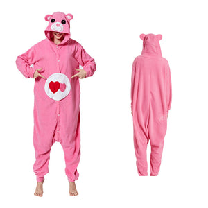 Animal Pajamas Bear Kigurumi Cosplay Costume CMD164