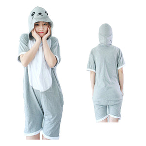 Summer Animal Pajamas Sea Lion Cosplay Costume CMD056