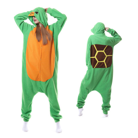 Animal Pajamas Tortose Kigurumi Cosplay Costume CMD163