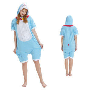 Summer Animal Pajamas Doraemon Cosplay Costume CMD055