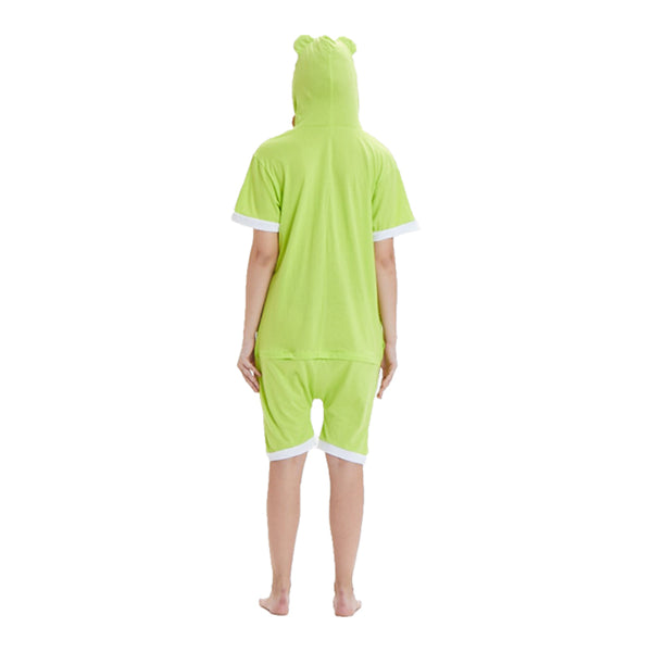 Summer Animal Pajamas Frog Cosplay Costume CMD052