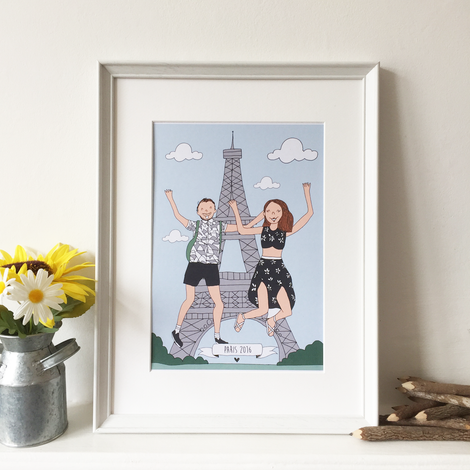 Bespoke Personalised Illustrations