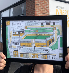 An Alternative Map of Port Vale FC