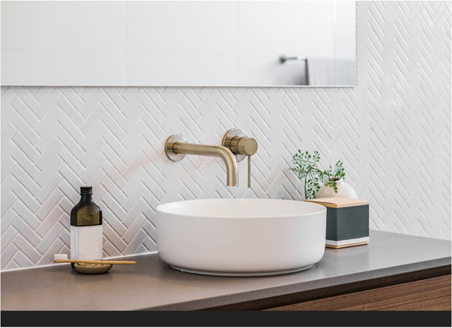 Top Tile Trends And How To Pair Them With Meir Tapware Finishes