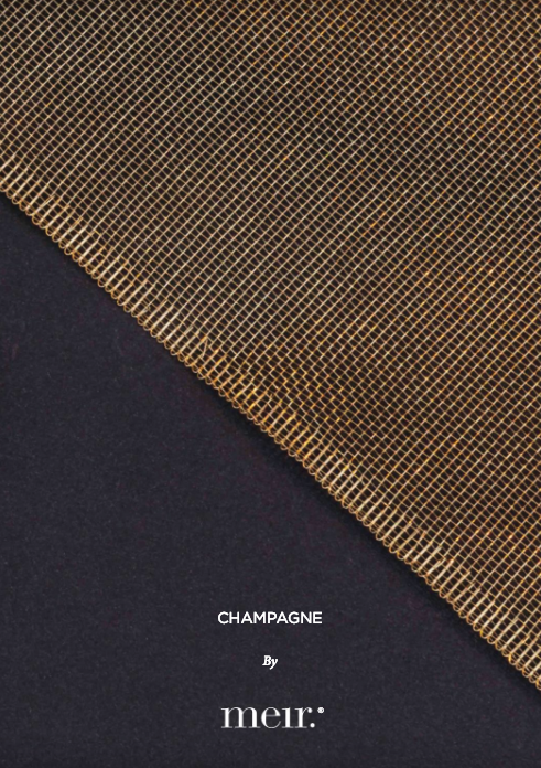 Meir AU Meir Australia Catalogue - Champagne (SKU: Catalogue-AU-CH) Image - 1