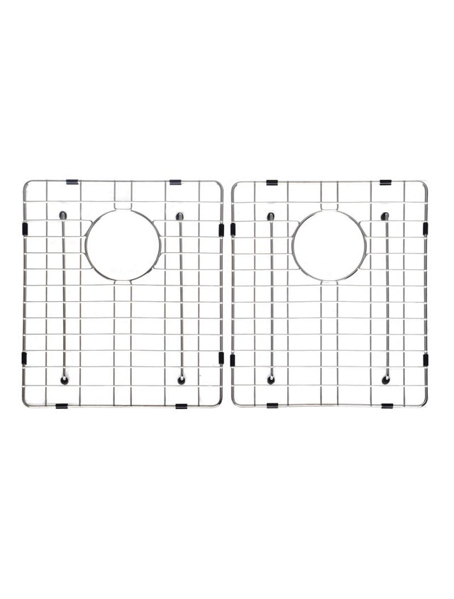 Meir Lavello Protection Grid for MKSP–D760440 (2pcs) - Polished Chrome (SKU: GRID-05) Image - 1