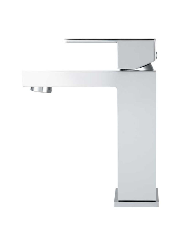 Meir Square Basin Mixer - Polished Chrome (SKU: MB01-C) Image - 2