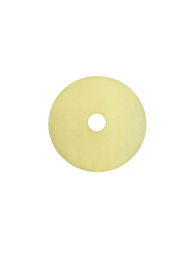 Meir Round Colour Sample Disc Gold - Tiger Bronze Gold (SKU: MD01-BB) Image - 2