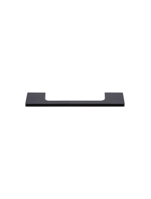 Meir Handles for Cabinets 128mm - Matte Black (SKU: MH128-F) Image - 2
